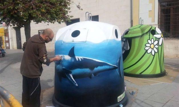 Medio Ambiente inicia una nueva campaña para fomentar la recogida selectiva en Caravaca