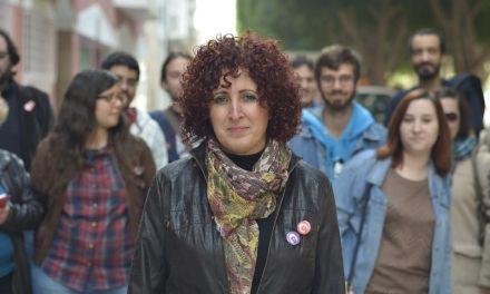 """""""Entendemos que hay otra forma de hacer política con una rotación de cargos, con mayor protagonismo de la juventud"""", Candi Marín"""