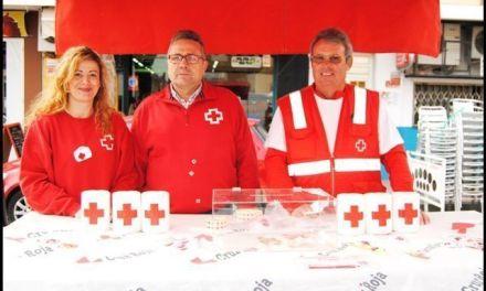 Día de la Banderita de la Cruz Roja en Calasparra