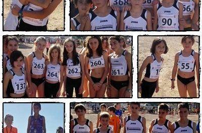La Escuela de Atletismo de Caravaca comienza su andadura con 53 inscritos