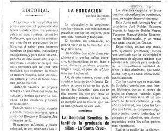 Centenario de las Escuelas Graduadas de Caravaca «La Santa Cruz» (segunda parte)