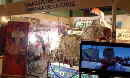 Los Caballos del Vino se promocionan en el SICAB'14 y en el Mercado Medieval de Caravaca