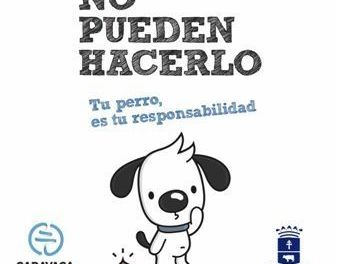 Caravaca lanza una campaña para fomentar los buenos hábitos con los animales de compañía