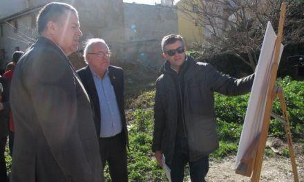 La Comunidad y el Ayuntamiento de Caravaca avanzan en la puesta en marcha del proyecto Europan, en el casco histórico