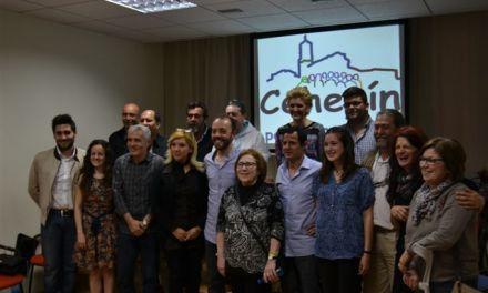 Cristobal Pintor de Gea encabeza la candidatura de Cehegín por el Cambio