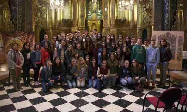 La Consolación tras las huellas de Santa Teresa