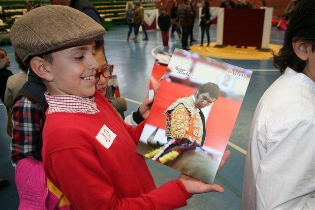 José Luis Martínez gana en Cehegín el III Concurso de Toreo de Salón para Aficionados en la categoría de Adultos