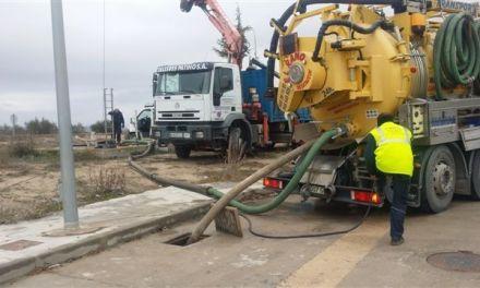 El Ayuntamiento de Bullas renueva la estación de bombeo de aguas residuales del Polígono Industrial Marimingo