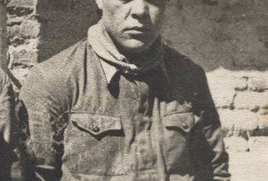 El ceheginero Salvador Ruiz Fajardo, partisano soviético en la II Guerra Mundial