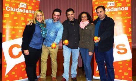 Ciudadanos Calasparra se presenta a las elecciones con Jesús Alajarín como cabeza de lista