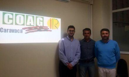 Ciudadanos Caravaca apuesta por fortalecer el sector agropecuario