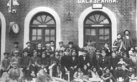 Próxima parada: estación de Calasparra