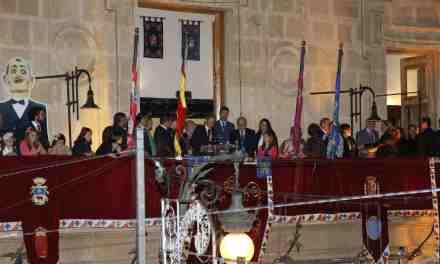 Pregón de las Fiestas de Caravaca 2015 a cargo de Juan de Dios Martínez
