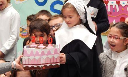 La Consolación comienza los actos del bicentenario de su fundadora Santa María Rosa Molas