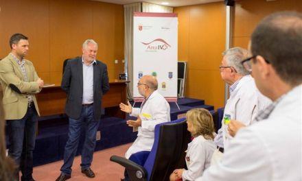 El Partido Popular promete que se reforzarán los servicios del hospital comarcal con una Unidad de Cuidados Críticos y la ampliación del número de camas