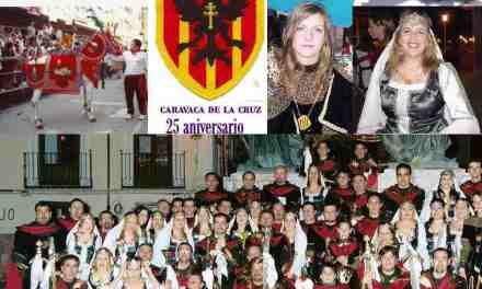 Almogávares de Aragón, veinticinco años poniendo en valor el entronque de la fiesta con la reliquia