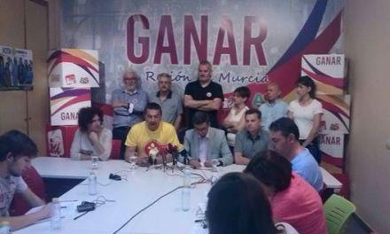 Ganar la Región denuncia un intento de agresión del diputado popular Gregorio Morales al concejal en Cehegin José Santos Abril