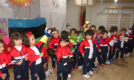 Semana del Libro en el colegio Nuestra Señora de las Maravillas de Cehegín