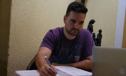 Juan Fajardo explica el porqué de su dimisión y baja de Nuevas Generaciones en la Región de Murcia