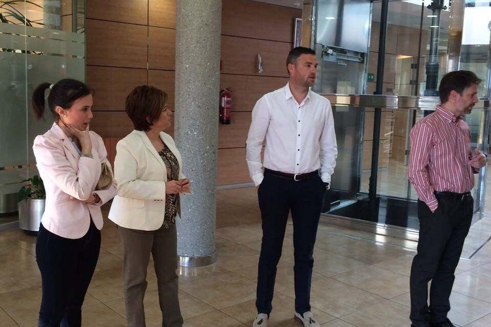 El PP pondrá en marcha en Caravaca 'La Factoría de Empresas' para facilitar nuevas inversiones y crear empleo