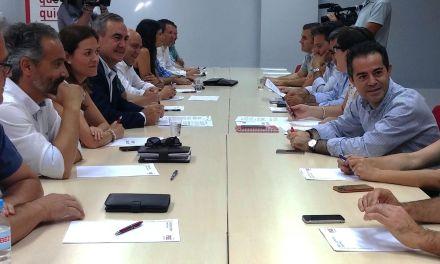 Cinco medidas sociales y de empleo para impulsar desde los ayuntamientos socialistas de la comarca
