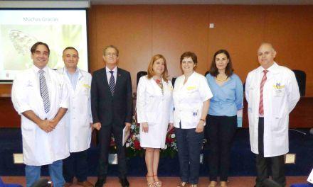 Las buenas prácticas en el manejo de antibióticos centran unas jornadas en el Hospital Comarcal