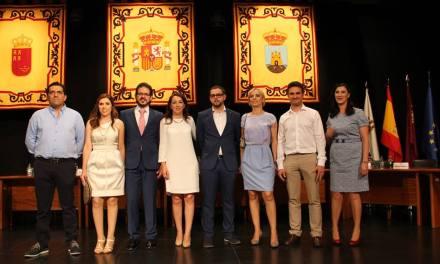 María Dolores Muñoz distribuye las competencias del Ayuntamiento de Bullas entre su equipo de gobierno