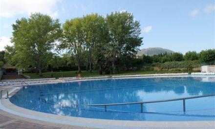 La piscina municipal de La Rafa abre sus puertas