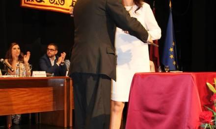 La socialista María Dolores Muñoz toma posesión como alcaldesa de Bullas