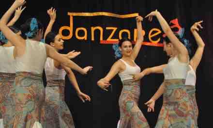 Rotundo éxito del I festival de Danzare en Cehegín