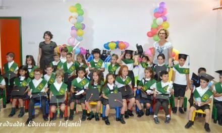 El Colegio Concertado Nuestra Señora de las Maravillas de San Vicente de Paúl celebra el final de curso