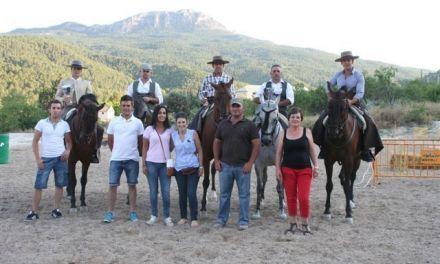Se celebra en Moratalla el III Concurso territorial de Doma Vaquera