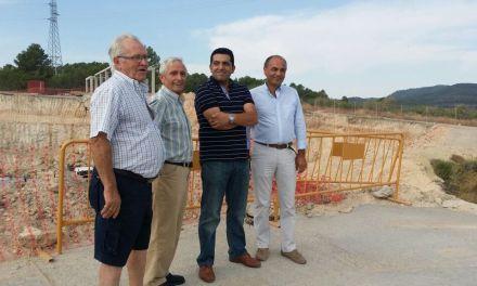El Concejal de Agricultura de Bullas se reúne con representantes de las comunidades de regantes