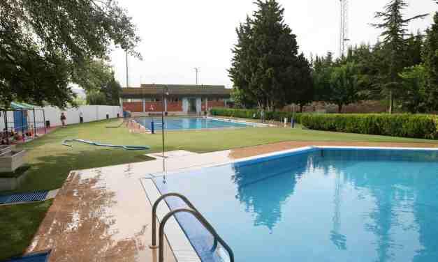 La cantina de la piscina de verano de Cehegín abrirá la próxima semana