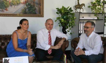 José Moreno solicita que se retome el Consejo de Salud con representación de los alcaldes del Noroeste