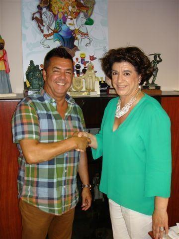 José Antonio González Alcázar continúa de Secretario de Comisión de Festejos en Caravaca