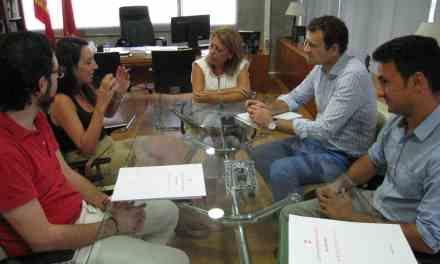 El equipo de Gobierno de Bullas expresa su malestar a la Consejera de Cultura por las obras del colegio García-Ródenas