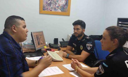 El trabajo de la Policía Local de Bullas para advertir a los jóvenes de los peligros de Internet