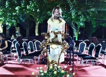 Un Gran Pregón de Ntra. Sra. de la Esperanza, en su Santuario