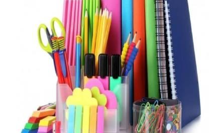 El Ayuntamiento de Bullas pone en marcha una campaña de recogida de material escolar