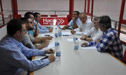 El Partido Socialista tratará de forzar en la Asamblea Regional que en los presupuestos de 2016 se incluya la Autovía del Norte