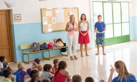 Clausuran en Caravaca la Escuela Verano con comedor social, a la que han asistido cerca de 40 alumnos