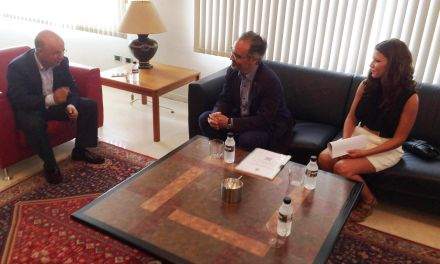 La búsqueda de soluciones para Caravaca Jubilar centra la primera reunión entre el Ayuntamiento y Hacienda