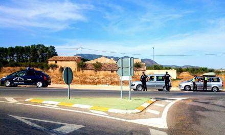 La Policía Local de Caravaca se suma a la campaña de la DGT contra el alcohol al volante con controles preventivos