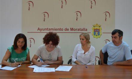El Ayuntamiento de Moratalla renueva el convenio con Proyecto Abraham