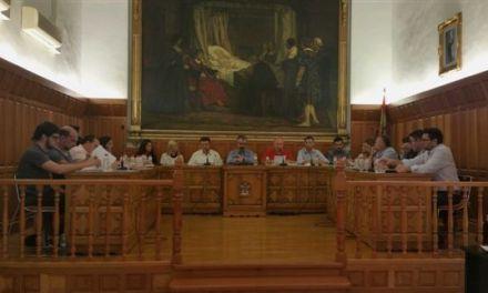 """Caravaca se declaró en la sesión plenaria de anoche 'municipio libre de Fracking"""""""