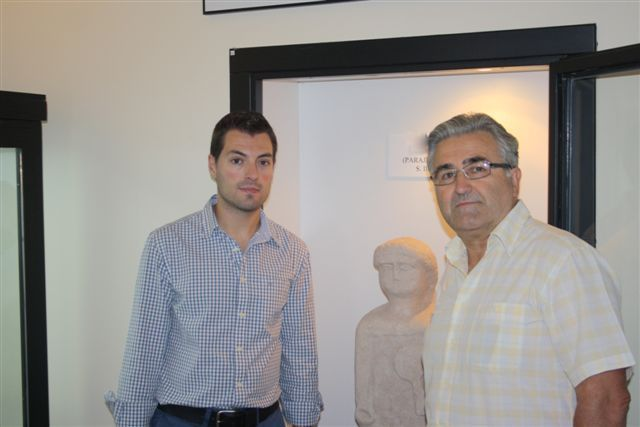 Una exposición trae de regreso a Cehegín los tesoros de Begastri