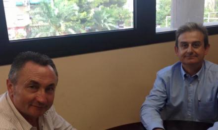 Juan Soria le reitera al Director General de Carreteras la necesidad de acondicionar desde Benizar hasta Casa Requena