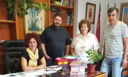 La Alcaldesa de Moratalla, Candi Marín, hace balance de sus cien primeros días de gobierno