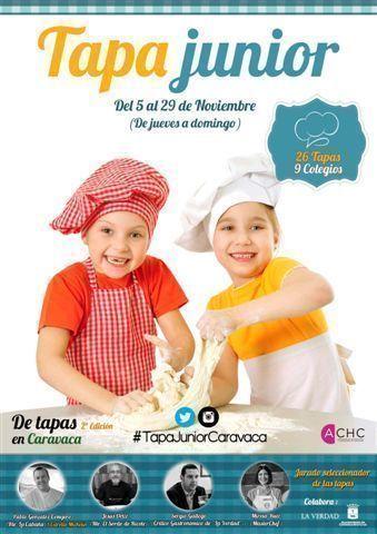 """Diez centros escolares participarán en la próxima edición del evento """"De tapas en Caravaca"""""""